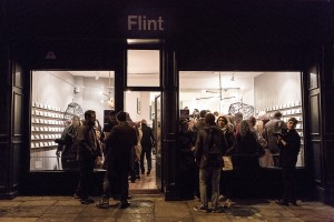 Mr Bingo's Book signing at Flints Shop, 2014