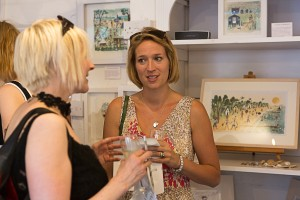 LUCY LOVEHEART'S, VOEWOOD SHOP, EXHIBITION, JULY 18TH 2014